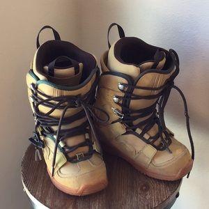 DC Men's Snowboard Boots